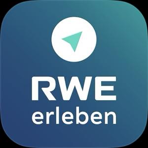 RWE erleben - Badge